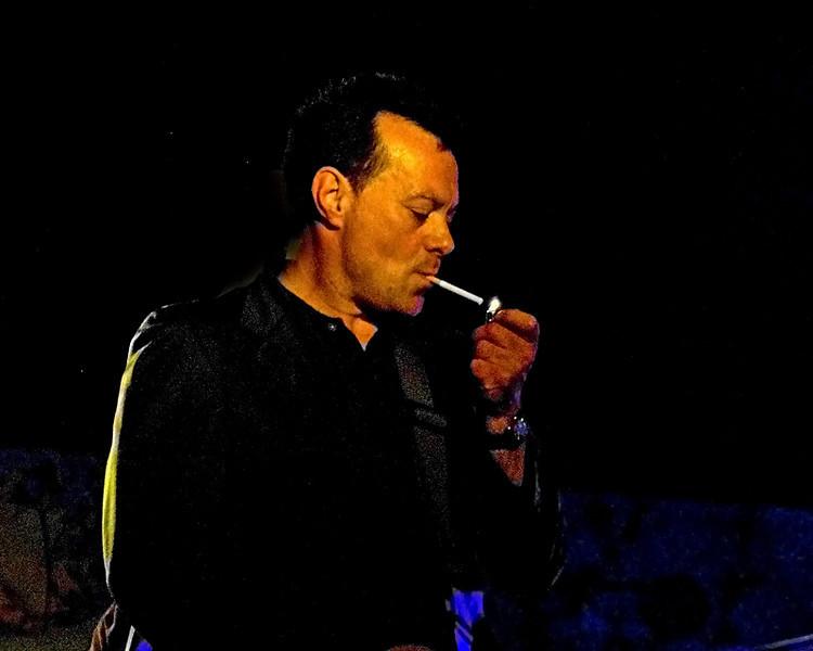 James Hunter @ Evolution Festival 2010