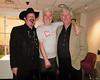 The Three Legends at the Jumping Hot Club, Caedmon Hall Gateshead