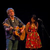 Sam Baker & BettySoo  @ at the Live Theatre, Newcastle