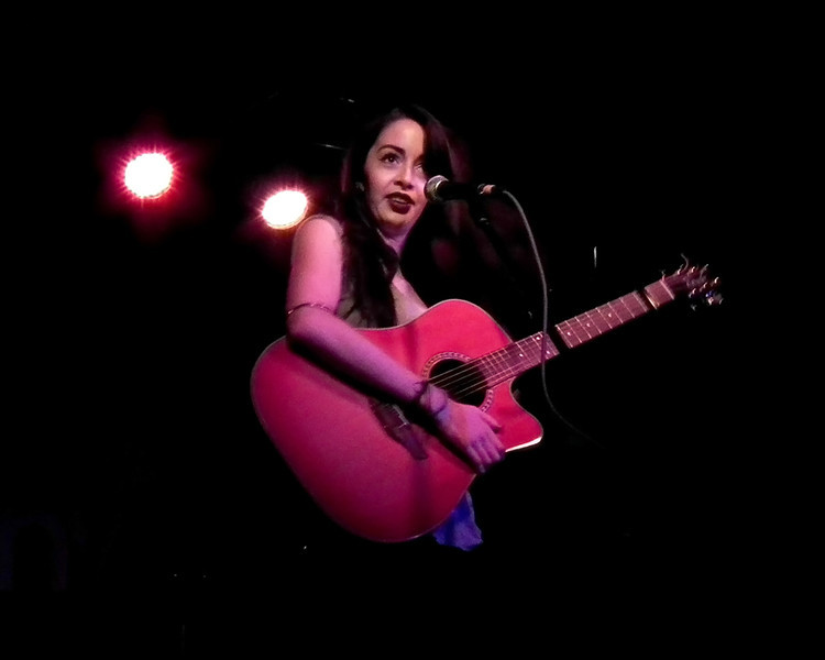 Amy Holford at Cluny, Newcastle (An Outsider Presents Promotion)