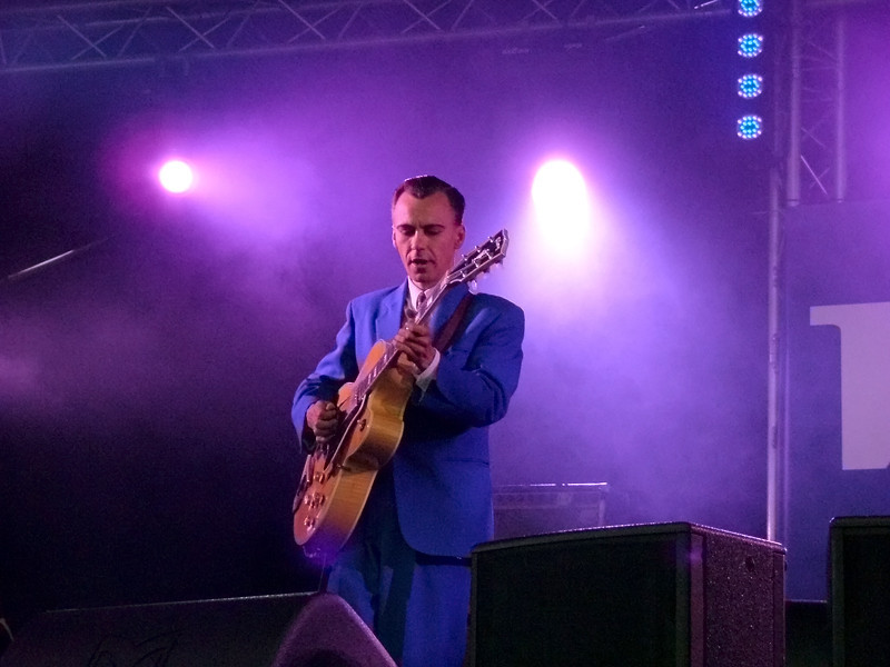 King Pleasure & the Biscuit Boys @ Stanley Blues Festival 2007