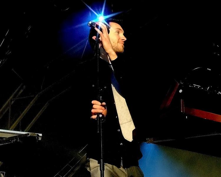 Calvin Harris @ Newcastle Evolution Festival 2010