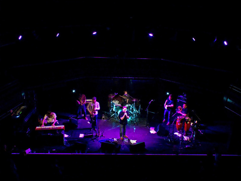 Smoove and Turrell at Sage Gateshead