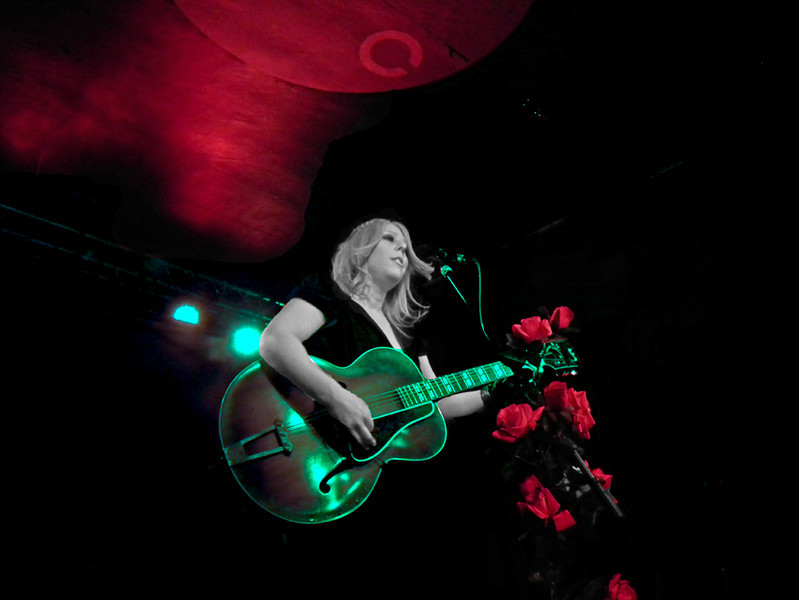 Nell Bryden @ Cluny Newcastle June 21 2012