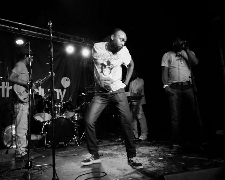 Karibu Musica @ Cluny Newcastle