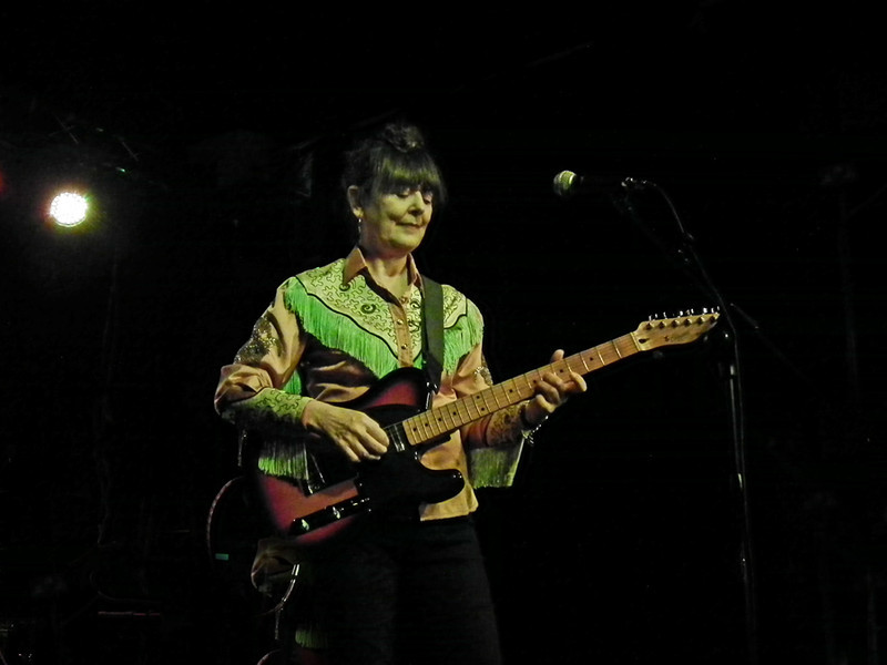 Helen McCookerybook at the Cluny Newcastle 2012