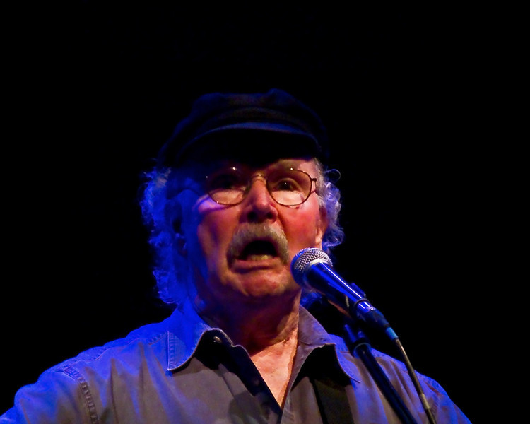 Folk legend Tom Paxton at Sage Gateshead