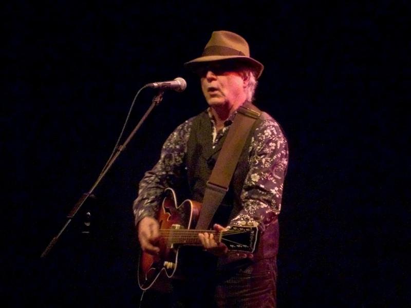 David Olney  at Newcastle Live Theatre