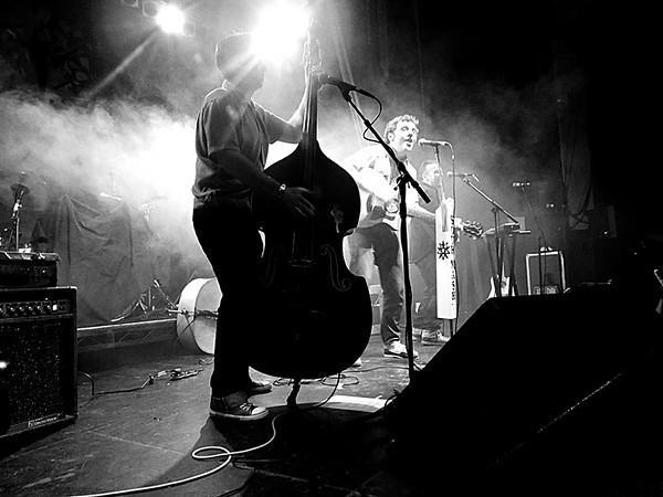 Sour Mash Trio @ 02 Academy, Newcastle 2011