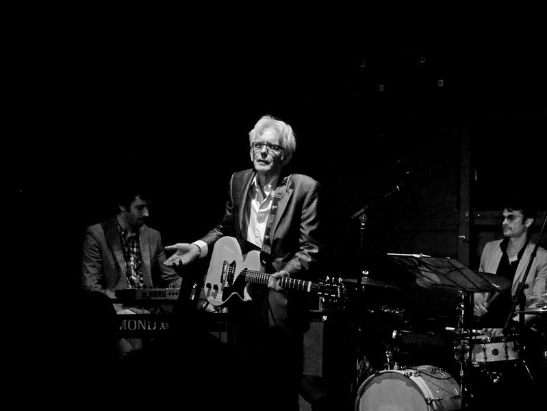 Johnny Dowd at Newcastle Cluny 2012