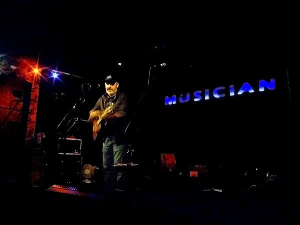 Joe Fournier @ Leicester Musician 2010