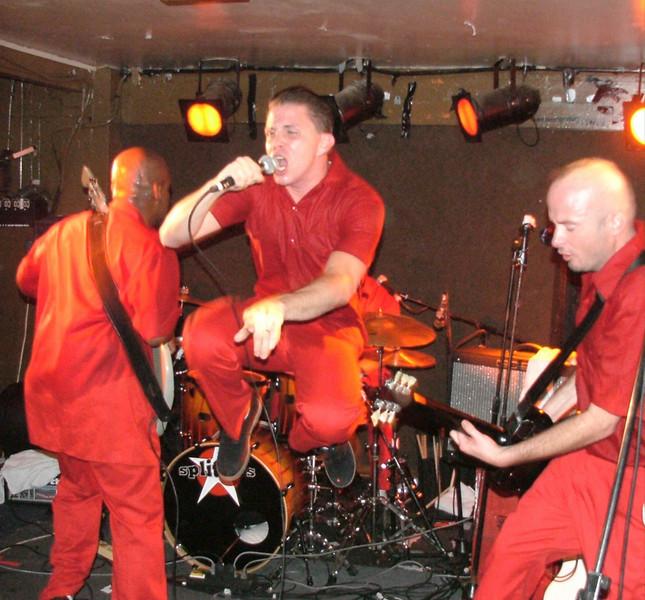 Aggrolites @ Leicester 2007
