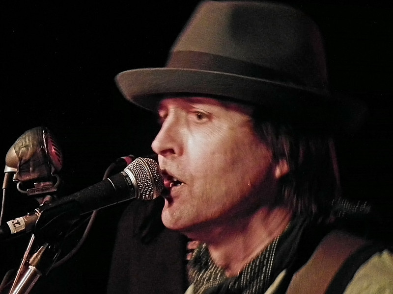 Chuck Prophet and the Mission Express at Cluny, Newcastle