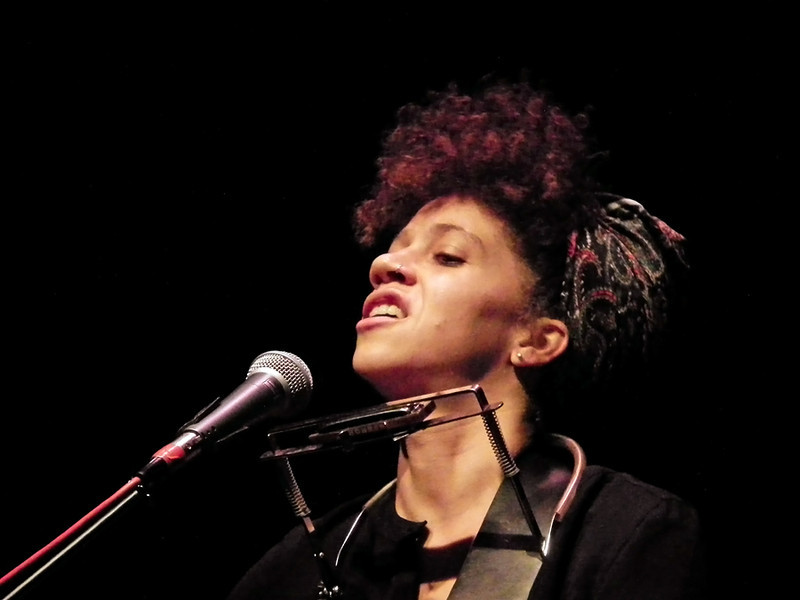 Singer-songwriter Chastity Brown