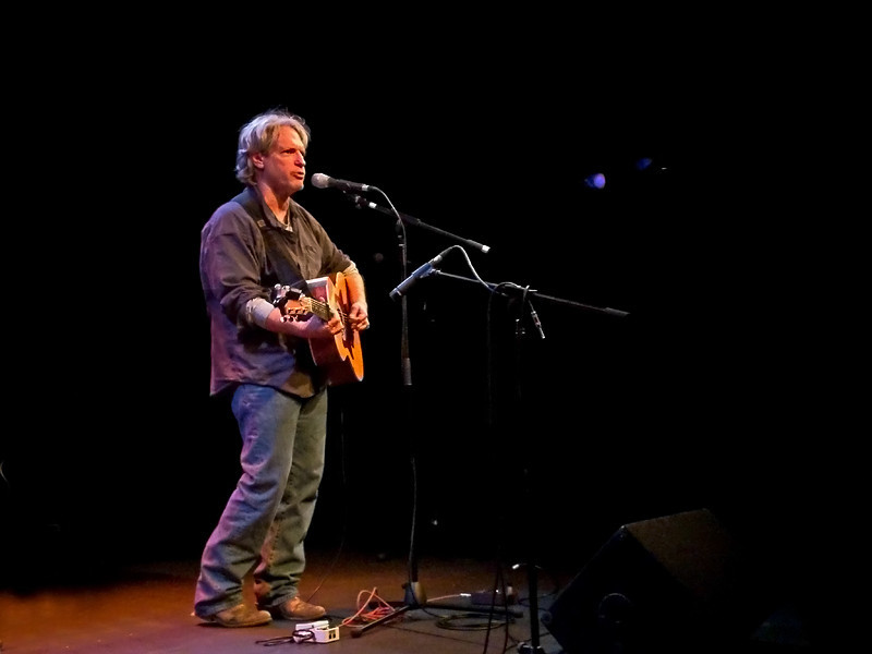 Sam Baker @ at the Live Theatre, Newcastle