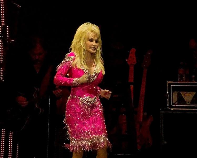 Dolly Parton @ Newcastle Metro Arena