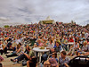 SummerTyne crowd....before it got busy!