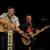 The Sour Mash Trio at the Live Theatre, Newcastle Quayside