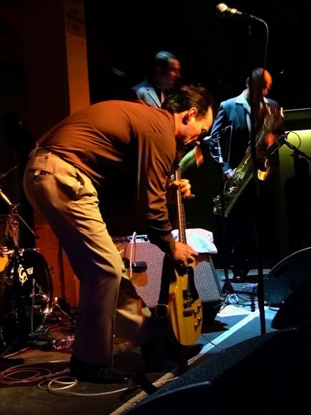 James Hunter @ The Jazz Cafe, London 2007