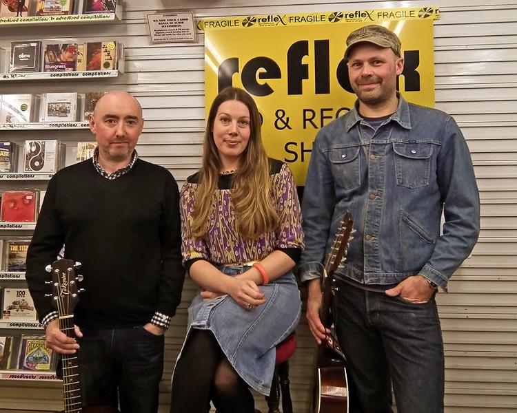 Record Shop Day 2012 Reflex Records Snowgoose