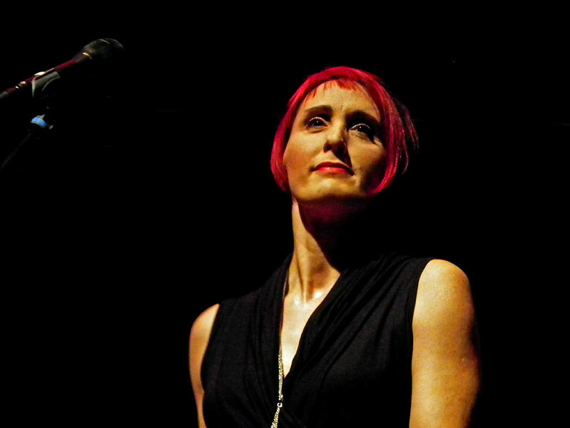 Alison Wheeler from The South (formerly the Beautiful South) at Sage Gateshead
