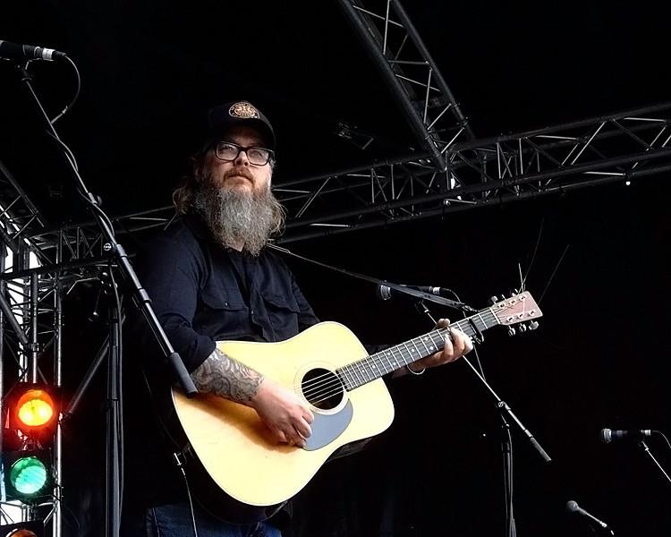 Otis Gibbs @ Gateshead SummerTyne Festival 2010
