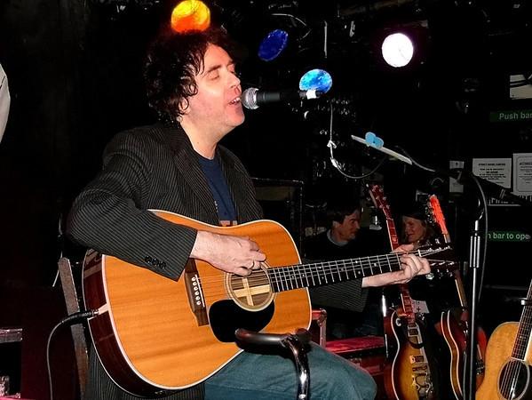 Ian McNabb @ King Tuts, Glasgow 2008