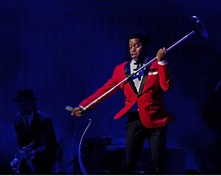 Vintage Trouble at Sage Gateshead, England