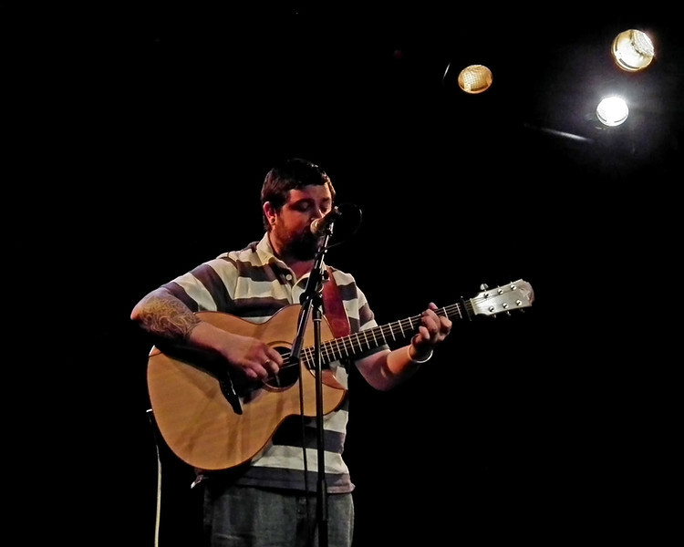 Steph MacLeod at Live Theatre, Newcastle