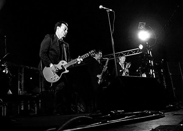 James Hunter @ Newcastle Evolution Festival 2010,