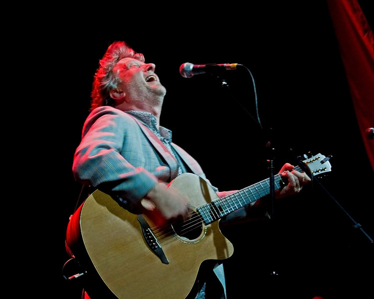 Glenn Tilbrook, the Singer-songwriter from legendary English pop combo Squeeze