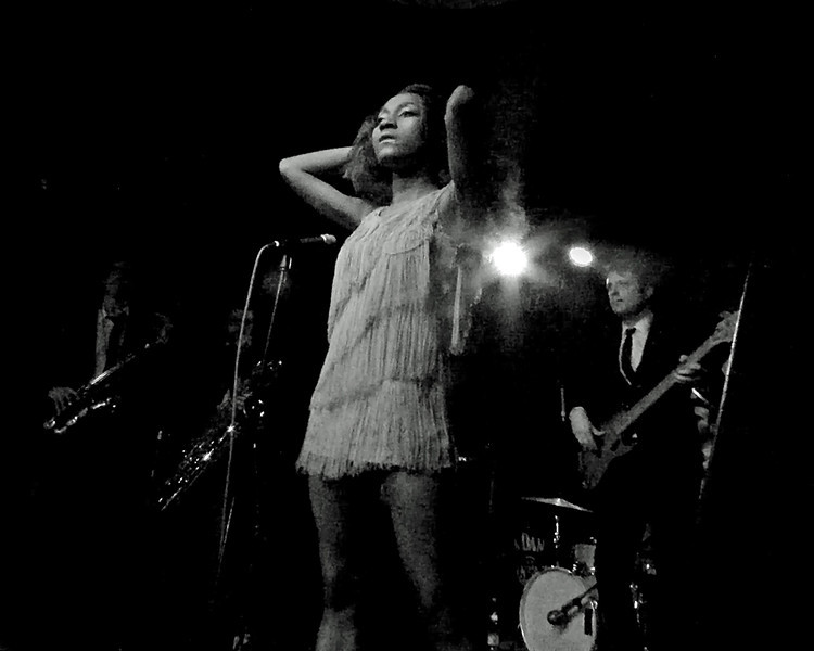 The Excitements at the Jumping Hot Club, Newcastle