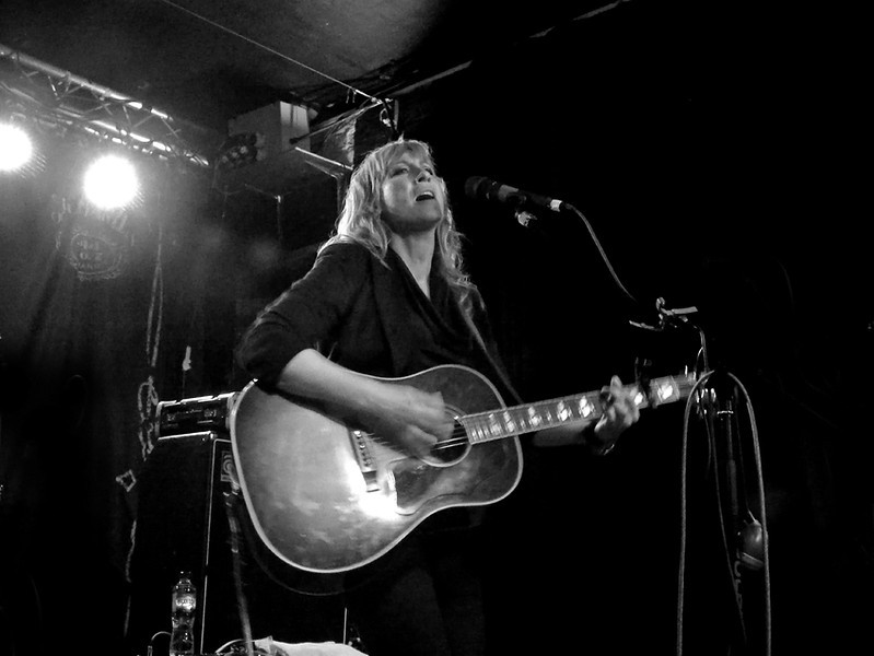 Amy Speace at Cluny Newcastle