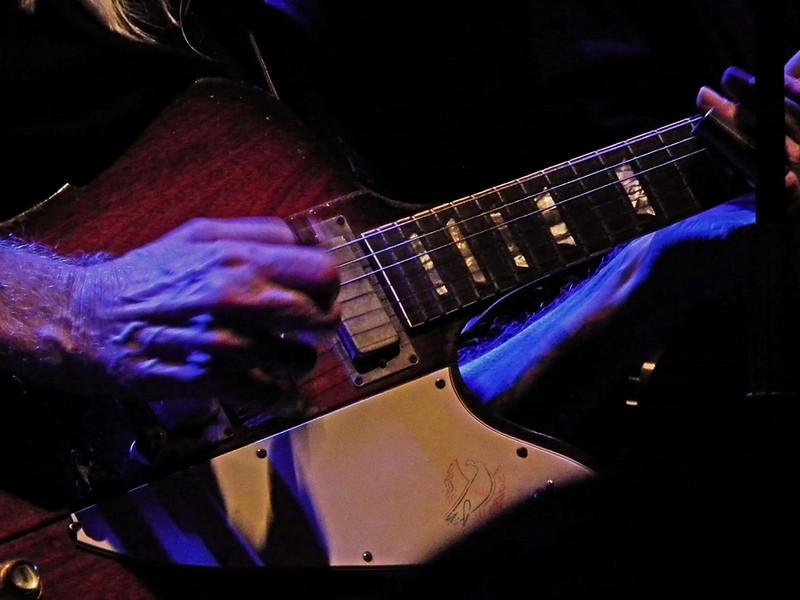 Johnny Winter at Sage Gateshead