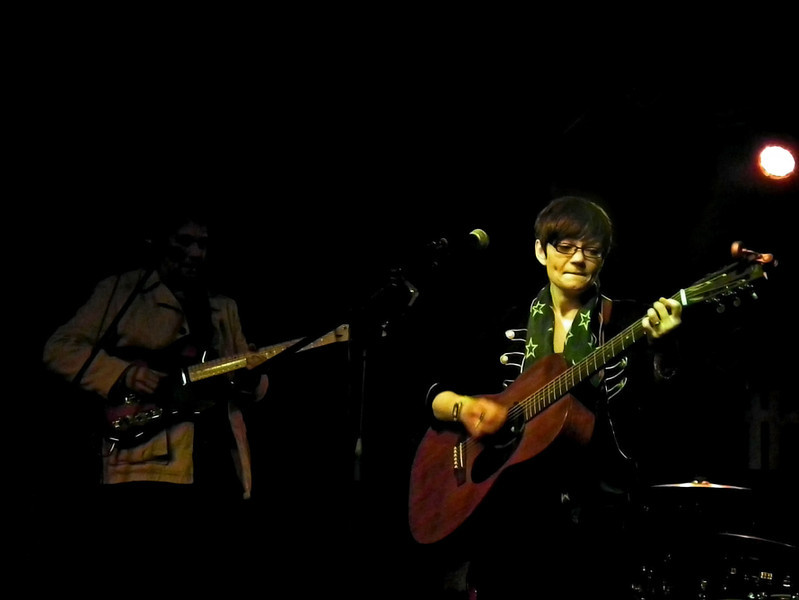 Miriam Campbell at the Cluny Newcastle 2012