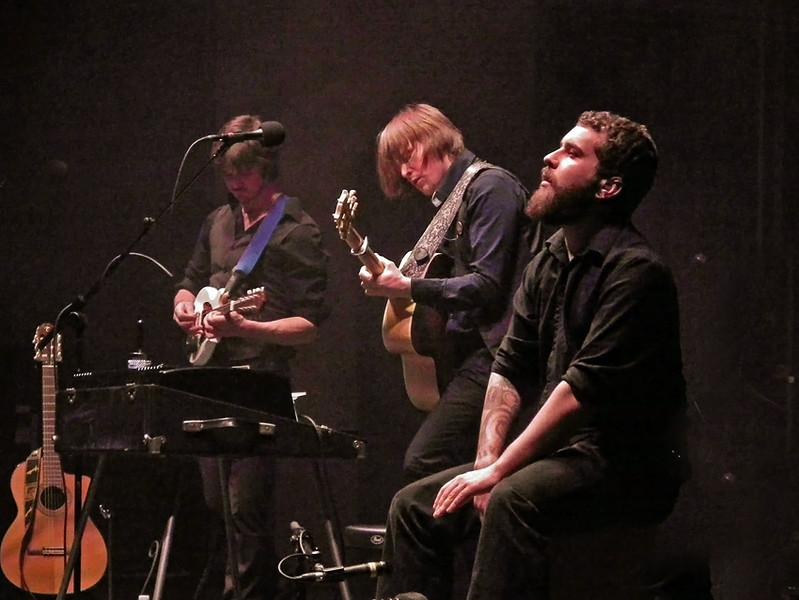 Tinlin @ Sage Gateshead Feb 2012