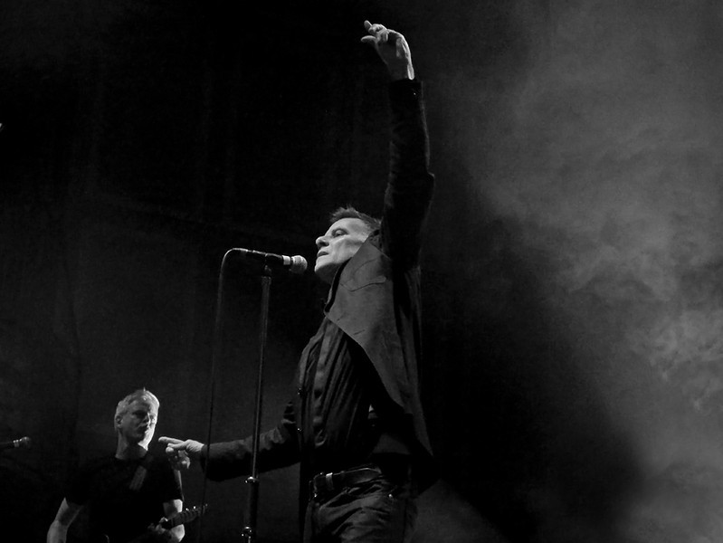 Deacon Blue 25th Anniversary Tour Newcastle City Hall