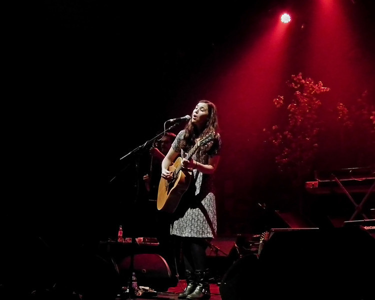 Lisa Hannigan at 02 Academy Newcastle