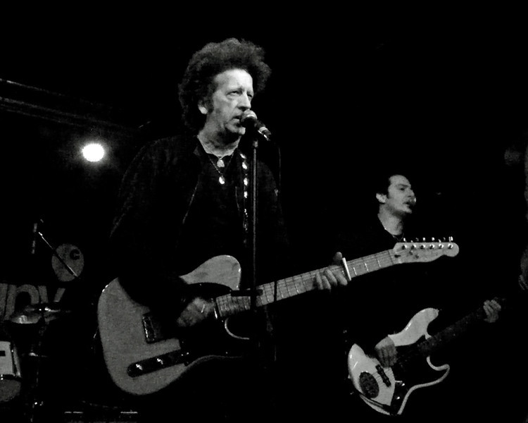 Willie Nile, Jumping Hot Club, Cluny, Newcastle