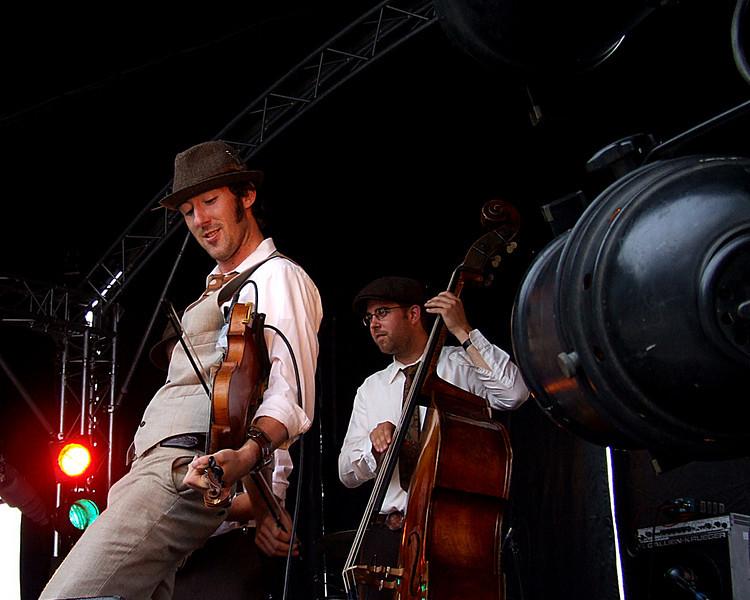 Grassmountain Hobos @ SummerTyne Festival 2010