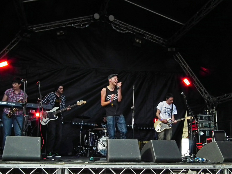 Too Spicy  Toon-Tone Ska from Newcastle