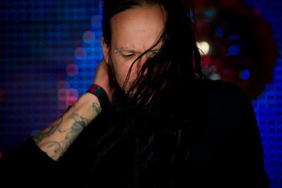 J Devil, The Warfield, San Francisco, 3/4/2012