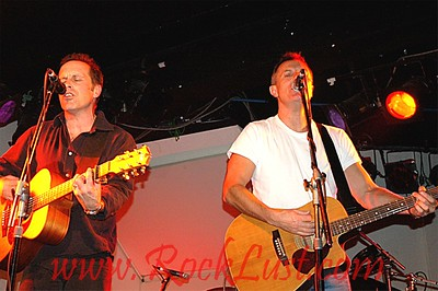 """J""   James Reyne & Mark Seymour"