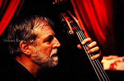 Bassist, Neal Starkey, Virginia's, Atlanta, GA