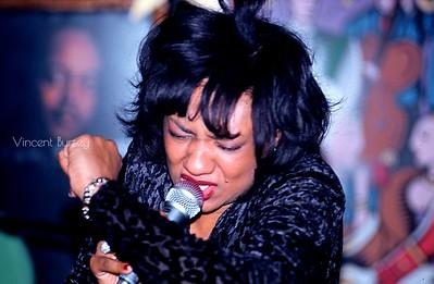 Toni Redd, Cafe 290, Sandy Springs, GA