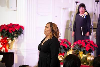 JCSU Concert Choir Christmas Vespers Service 11-24-19 by Jon Strayhorn