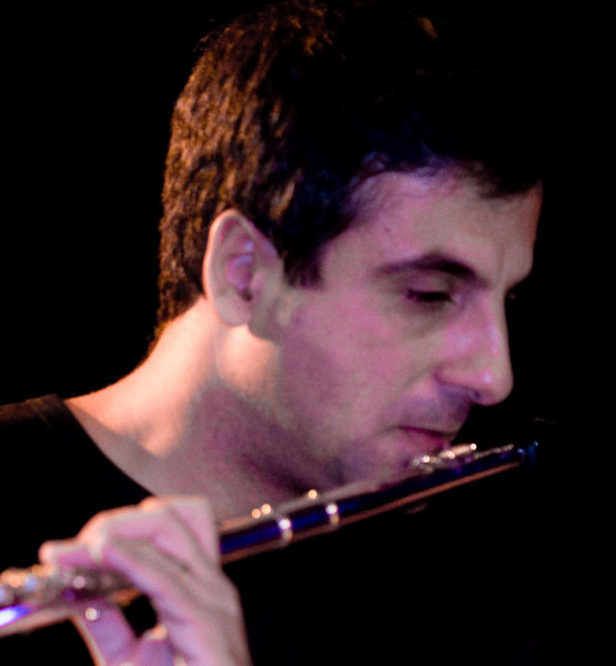 6 Marco Nardelli, Flute, Jaafar Music - Sep 21 2007, Carrboro ArtsCenter (932p)