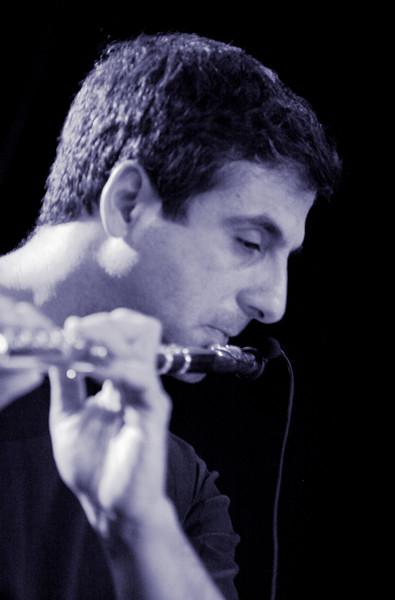 6 Marco Nardelli, Flute, Jaafar Music - Sep 21 2007, Carrboro ArtsCenter (919p)