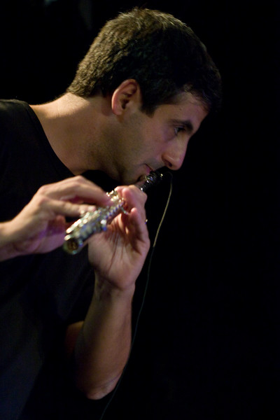 6 Marco Nardelli, Flute, Jaafar Music - Sep 21 2007, Carrboro ArtsCenter (1025p)