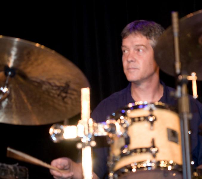 2 Jeff Sipe, Percussion, Jaafar Music - Sep 21 2007, Carrboro ArtsCenter (933p)